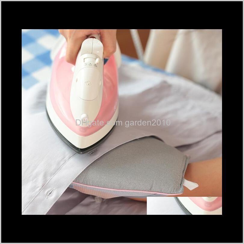 handheld high temperature resistance home ironing pads heat insulation ironing boards clothing racks housekeeping & organization