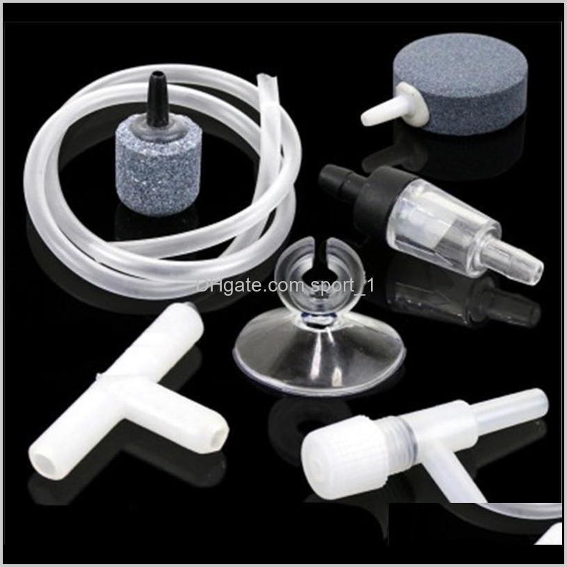 200pcs /lot 1 2 3 4 way aquarium air valves connector air tube airline tubing suckers fish tank air pump accessories