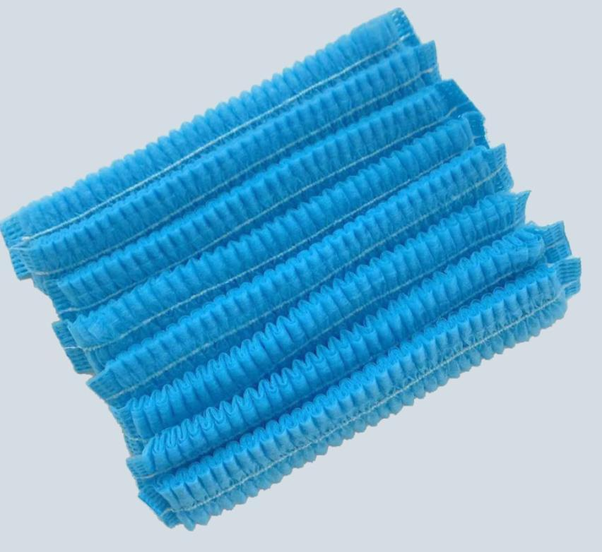 Beanies Headwears Athletic Outdoor As Sports & Outdoorsbeanies 100 Pcs-21 Inch- Disposable Hairnets Cap Hair Nets Ers Head Caps Er Net