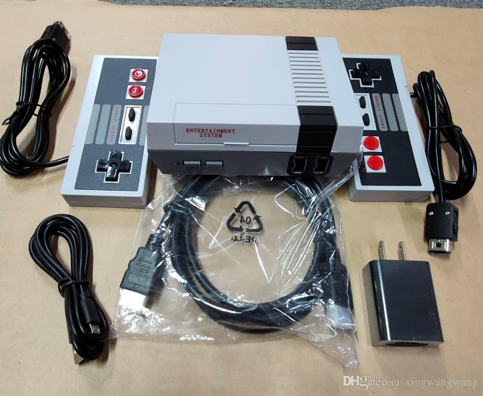 أحدث الكلاسيكية لعبة تلفزيون الفيديو المحمولة نظام الترفيه 638 الألعاب الكلاسيكية لطراز الطبعة الجديدة نيس لوحات المفاتيح الصغيرة لعبة اللاعبين