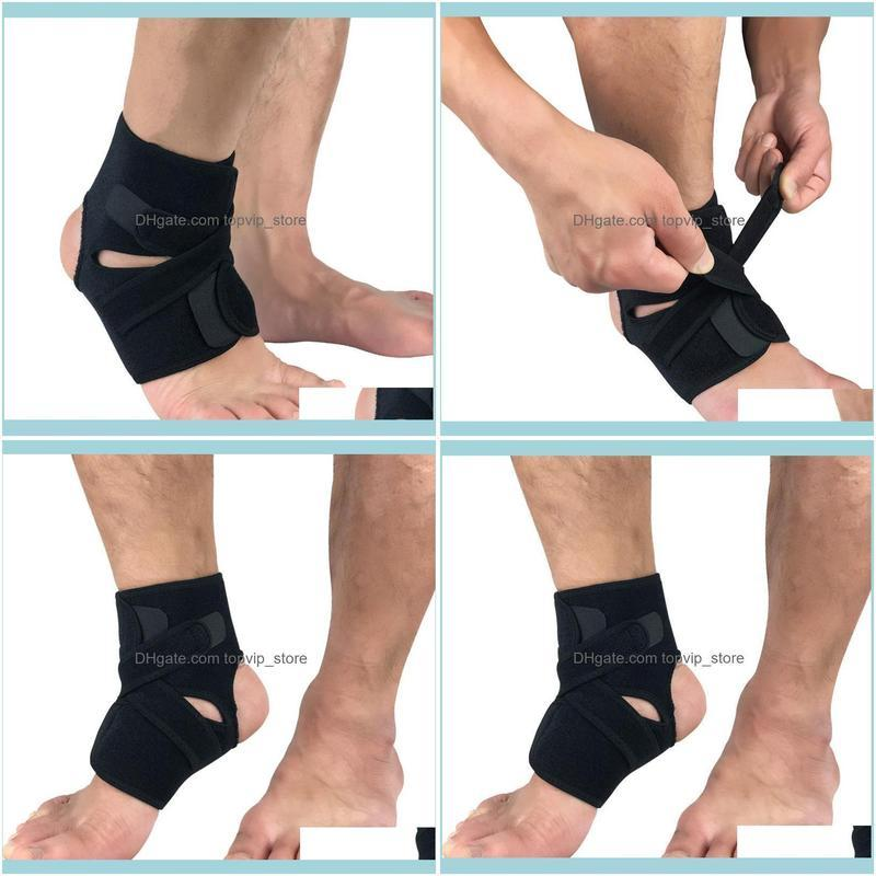 Sports ankle guard high elastic compression bandage diving material protection ankle socks basketball football climbing gear set1
