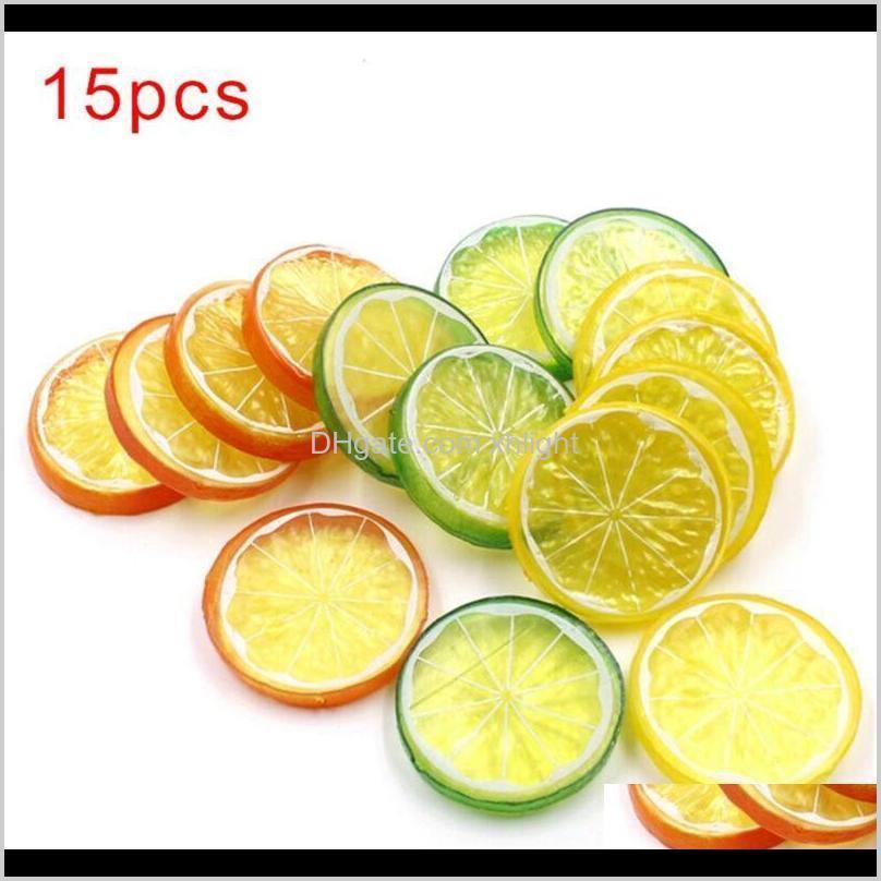 15 best artificial fruit slices fruit slices orange lime prop lifelike decor