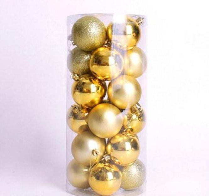 80mm christmas tree ball baubles xmas party wedding hanging ornament christmas decoration supplies shipping
