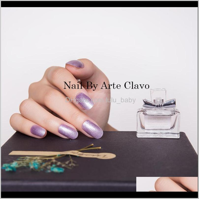 arte clavo 15ml glitter bling series gel varnish gel nail polish semi permanent soak off polish cheap nail art lacque