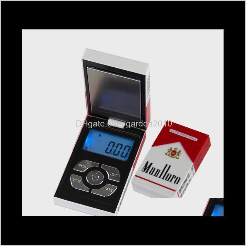 100g/200g/300g/500g/1000g high precision 0.01g electronic bench scale mini cigarette case pocket weighing scales measurement ha778