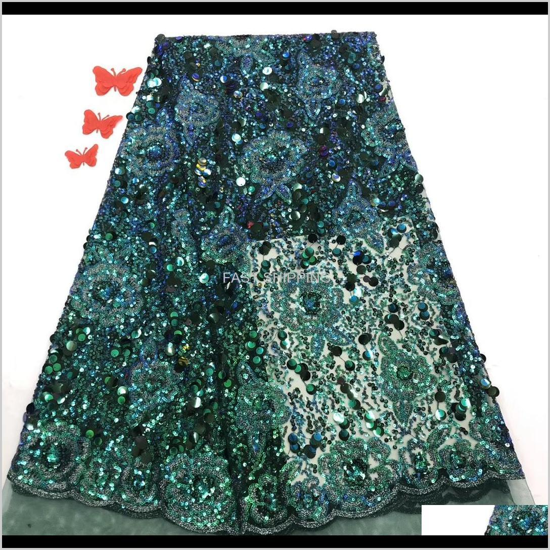 African Fabric 2020 High Quality Lace