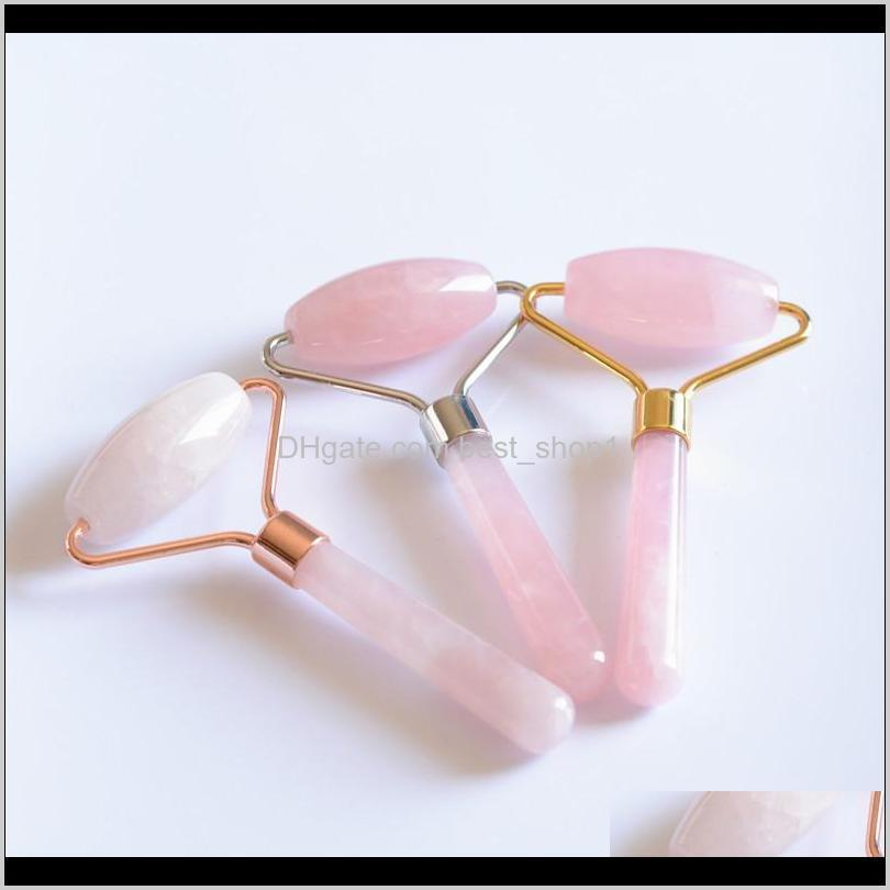 face massage jade roller single heads beauty faces roller skin care massagers good looking thinner shipping 15ym e2
