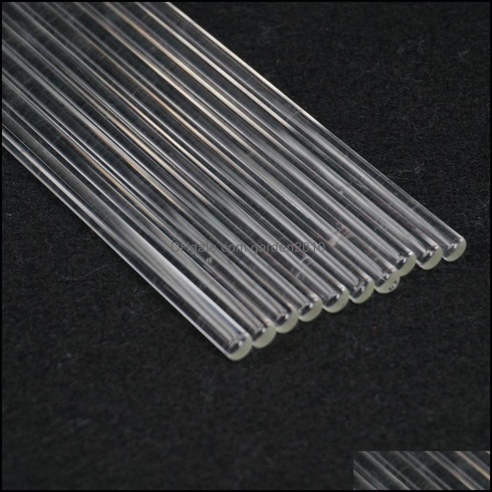 Wholesale- LOT10 6x300mm Lab Glass Stirring