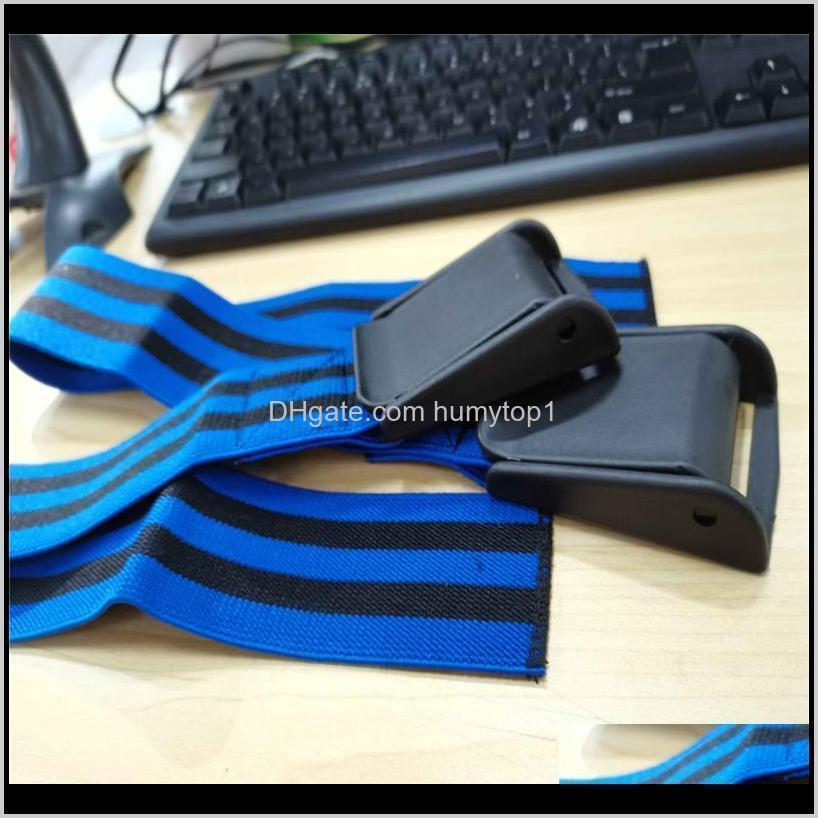 Sport Elastic Fitness Loop Bands Workouts Blood Flow Restriction Training Bands Strap Occlusion Training Equipment For Gym D50