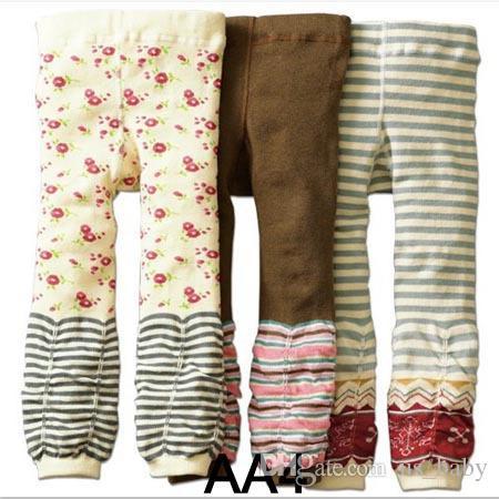 Détail échantillon New Baby Nissen PP Pantalon Enfants Leggings Collants Pantalons Enfants Casual Pantalon Tout-Petits Collants En Coton Accepter Taille Choisissez 0-4T