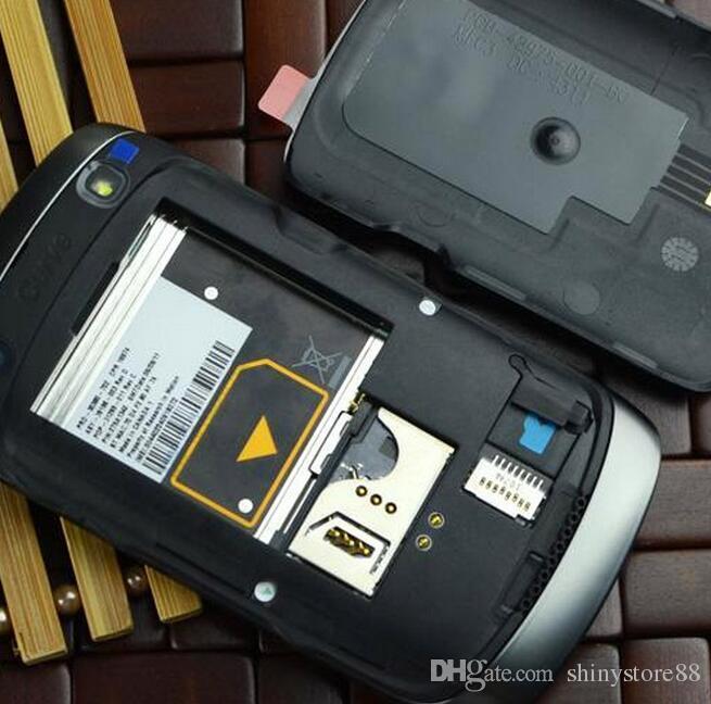 الأصلي منحنى أبولو بلاك بيري 9360 الهاتف المحمول 5.0mp كاميرا GPS wifi بلوتوث 512 ميغابايت رام بلاك بيري نظام التشغيل قفل الهاتف الخليوي