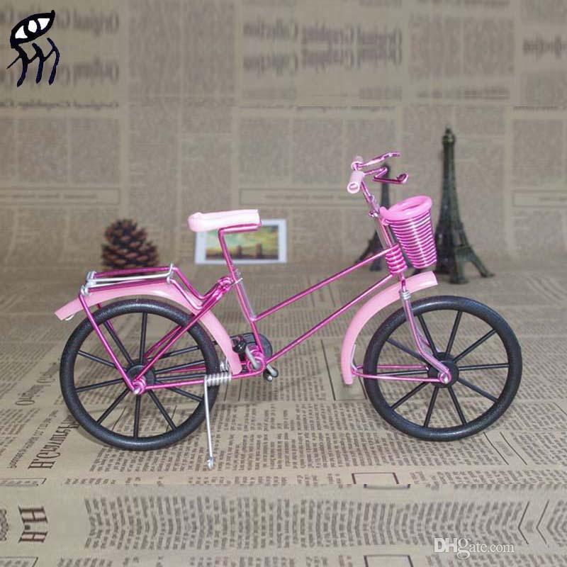 2018 Children Toys Mini Bike Diy Model Creative Manual Metal