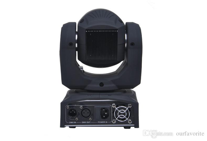 Il trasporto libero / 30W LED Moving Head Spot luce del palcoscenico AC90 - 240V mini Moving Gobo Pattern Light 9/11 canali DMX512