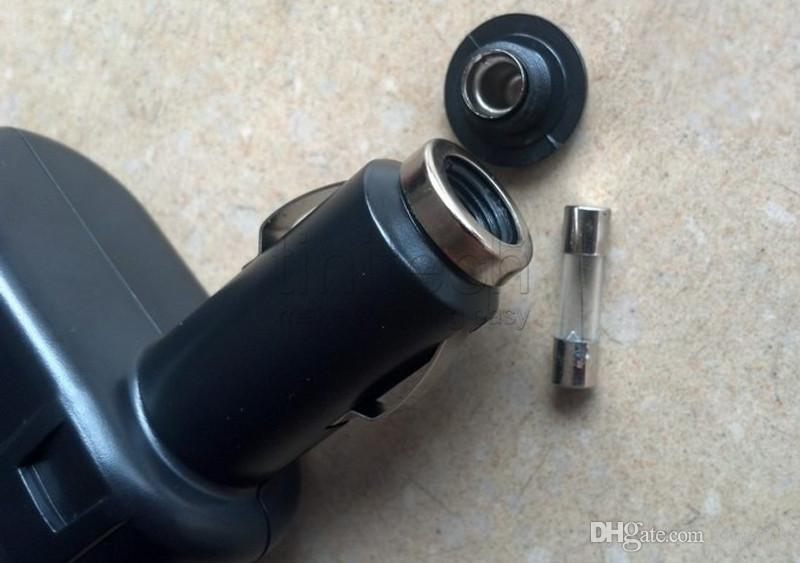 12 V Volt Car Cigarette Lighter Power Adapter Dual Socket 2 Way Splitter 2015 New Item