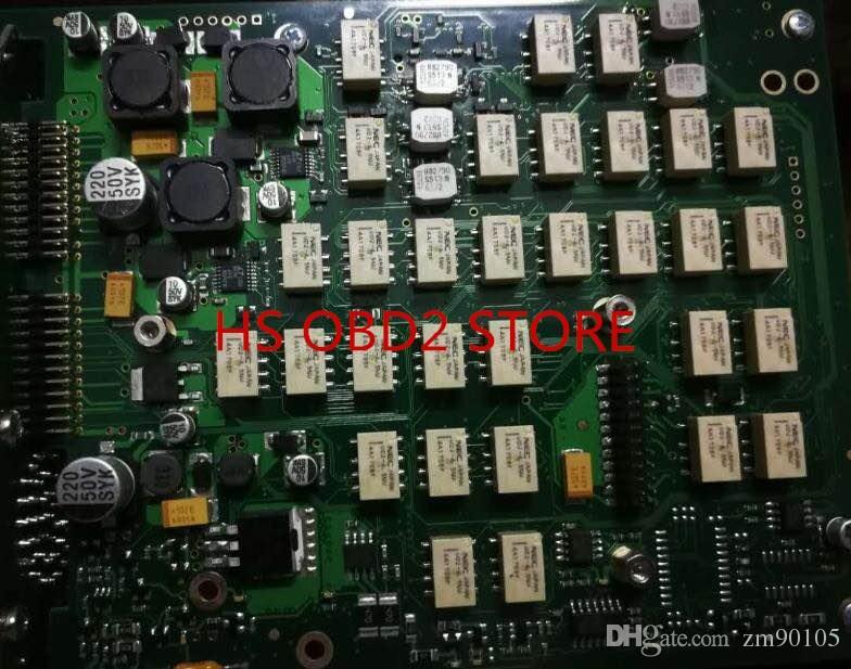 Melhor qualidade !! MB star c4 conectar conjunto completo SD Compact C4 com WIFI para carros de 12V e 24V