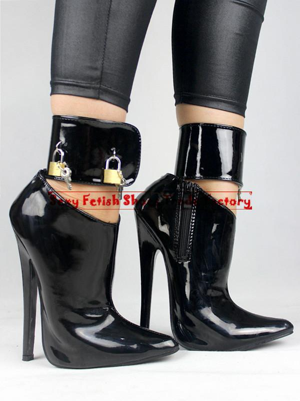 2015 New Arrival Women S Boots Extreme High Heel 18cm