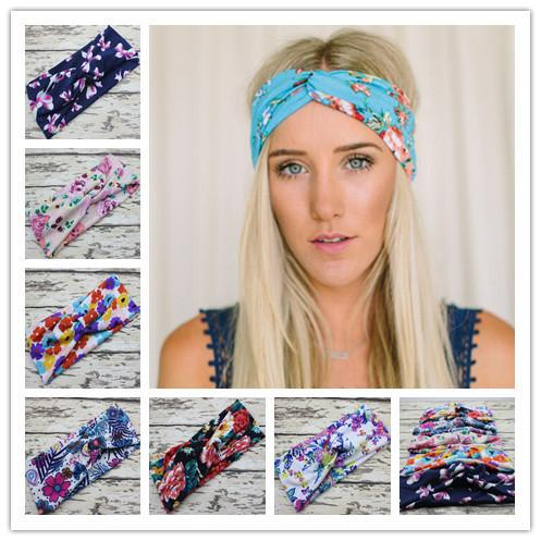 Stretchy Wedding Bands >> Turban Stretchy Headband Yoga Headband Ear Warmer Women Head Wrap Girly Accessories Twisted ...