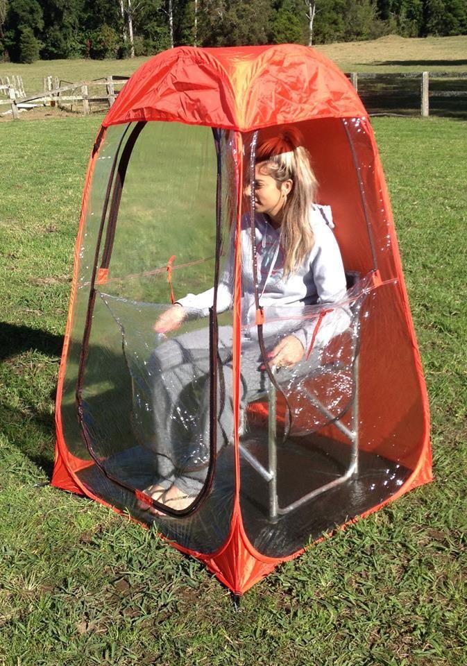 Portable Individual Shelters : Hot sale season outdoor rainproof single person private
