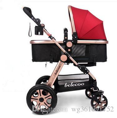 2019 New Travel System Baby Stroller European Baby Prams