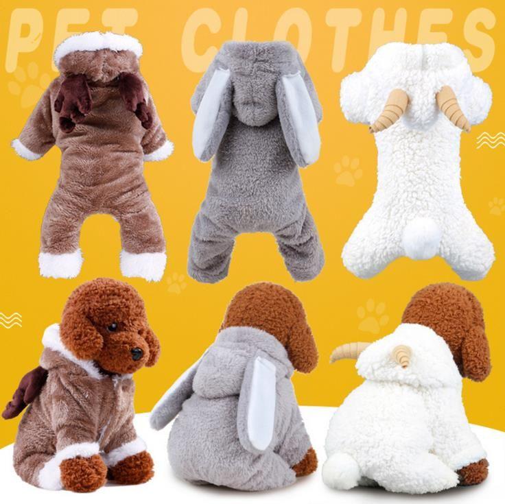 Winter Haustier Hund Kleidung Kostüm Kleidung für Hund Mäntel Chihuahua Kleidung für Kleine Tiere Hündchen Hoodie Cartoon Kleidung 30