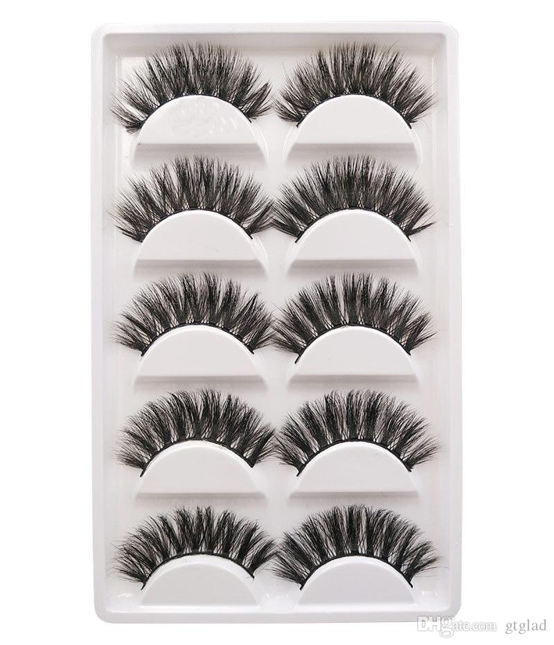 48c1eac4ece Real Mink Fake Eyelashes 3D Natural False Eyelashes Mink Lashes Soft Eyelash  Extension Makeup Kit Cilios #22 Eye Lash Extensions Eyelash Extensions  Before ...