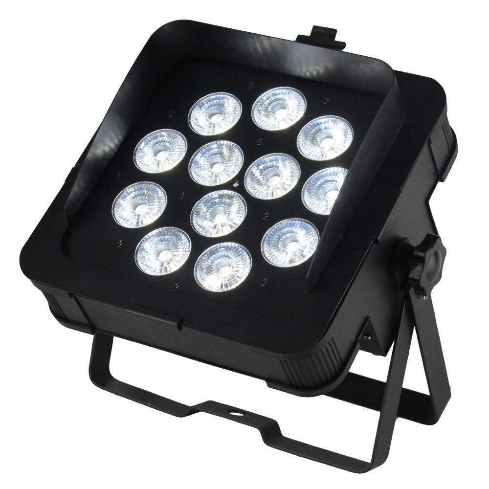 Nuovo MF-P1218 DJ LED Slim Par Luci DJ Illuminazione lavaggio con 6in1 RGBWA Lampada Led UV DMX 6/10 Canali