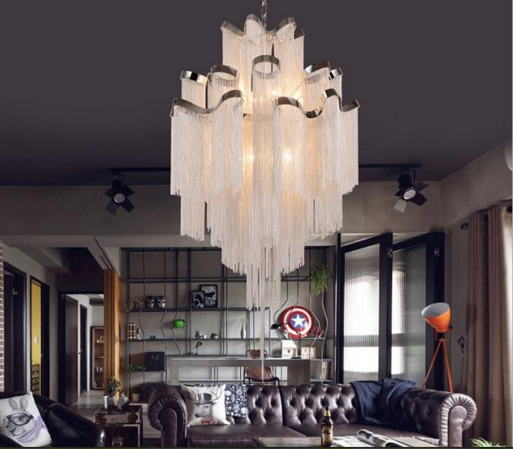 See larger image & Newly French Empire Chain Chandelier Light Fixture Long Chain ... azcodes.com