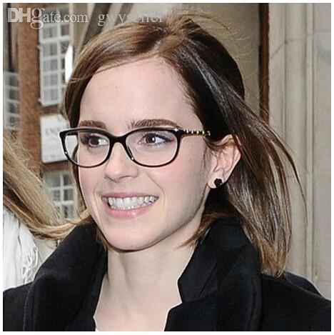 9e422bafeb Wholesale-New Emma Watson Style Hipster Clear Eyeglasses Women ...