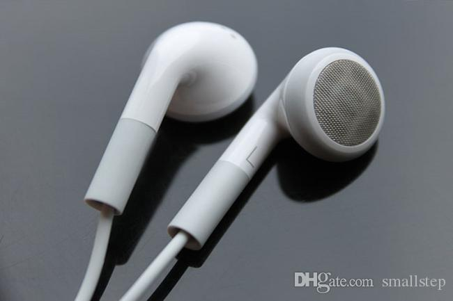 For Iphone 4s Headphone Earphone Stereo Earbuds White Earphone Universal for Iphone 4s iphone 6 Headphones