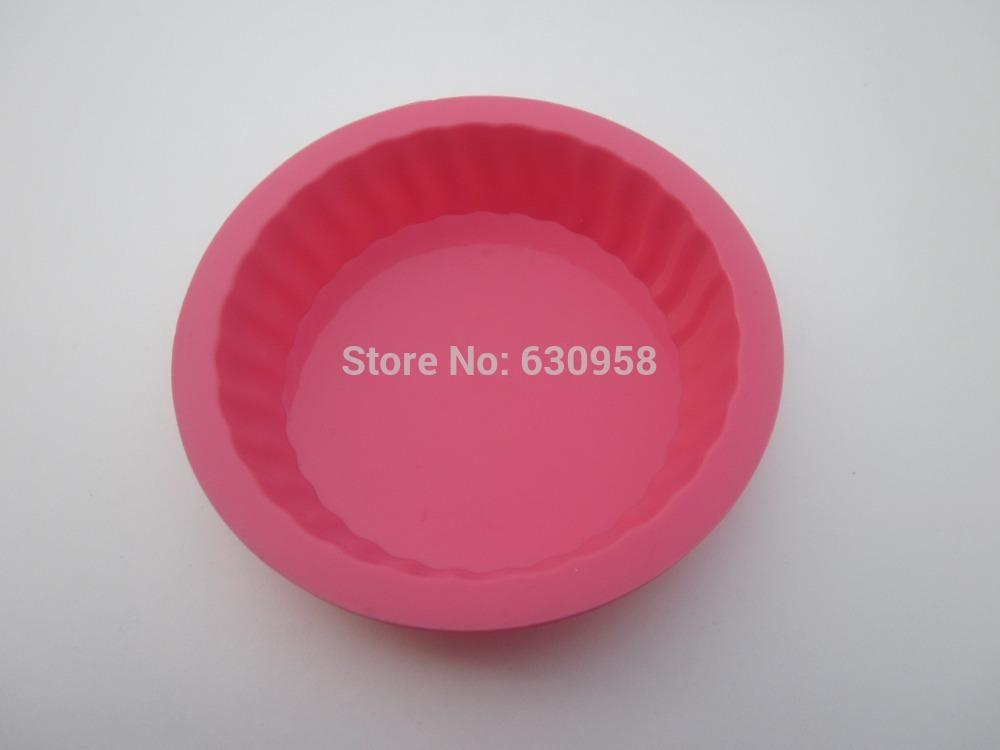 2019 Silicone Pizza Pans Cake Baking Pans Silicone Pie