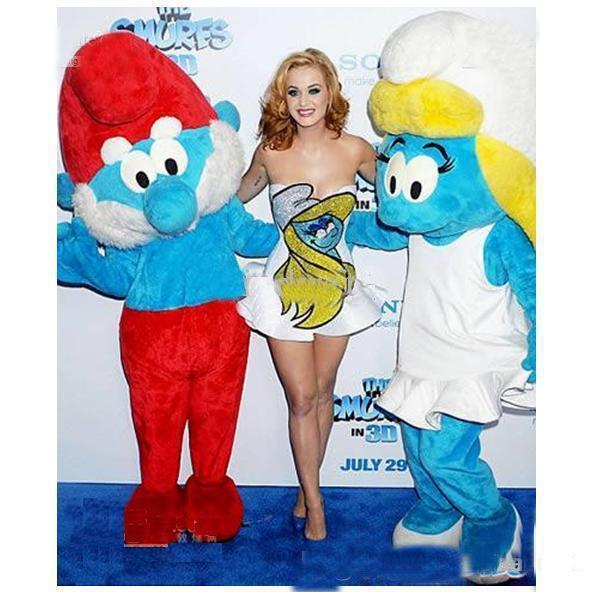 Smurfette Halloween Costumes The Smurfs Smurfette Halloween