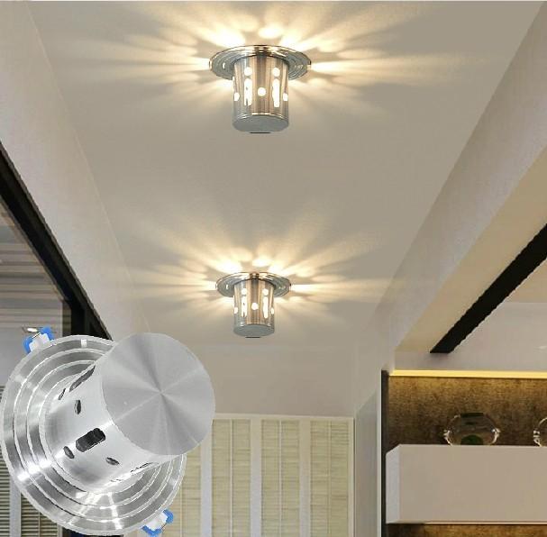 Großhandel 3w Led Deckenleuchten Korridor Flur Dekoration Lampe Modernen  Haus Wohnzimmer Led Beleuchtung Ac110v 220v 230v 240v Leuchten Von  Eshop_dh, ...