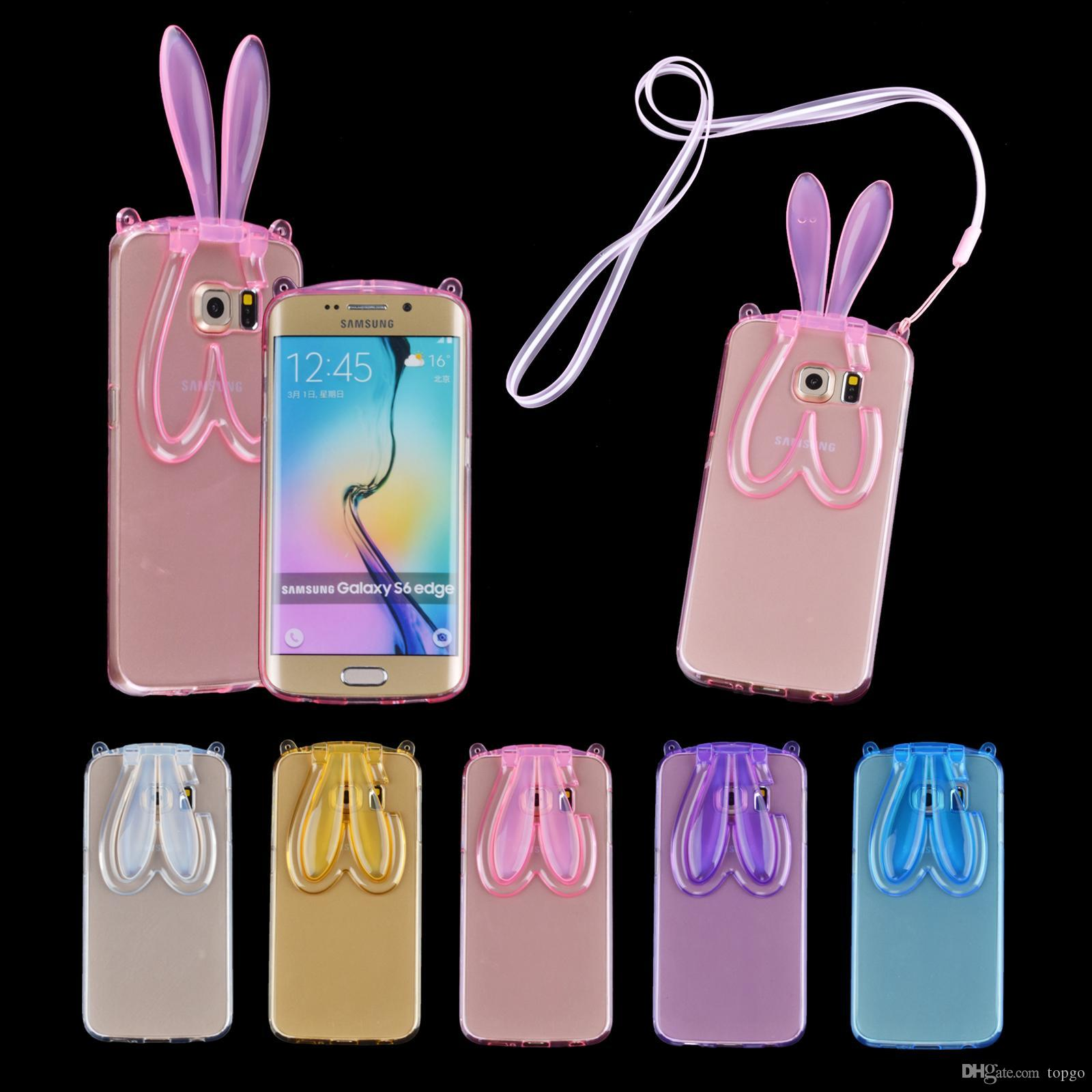 rabbit phone case samsung s6