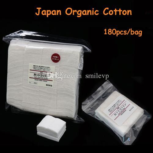 Japon organik pamuk RDA Wicks Japon pamuk kumaş puf RBA RDA E sigara Için Japonya pamuk fitil pedleri