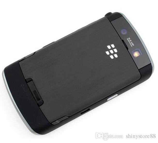 9500 Originele Ontgrendeld BlackBerry Storm 9500 3G 1400 MAH 360 x 480 Pixels, 3,25 inch Gerenoveerd Mobiele Telefoon TFT Capacitief Touchscreen
