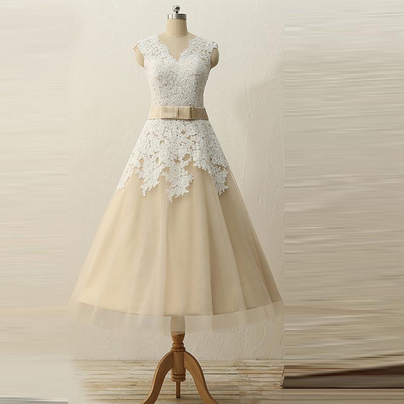 Robe de mariage 50's