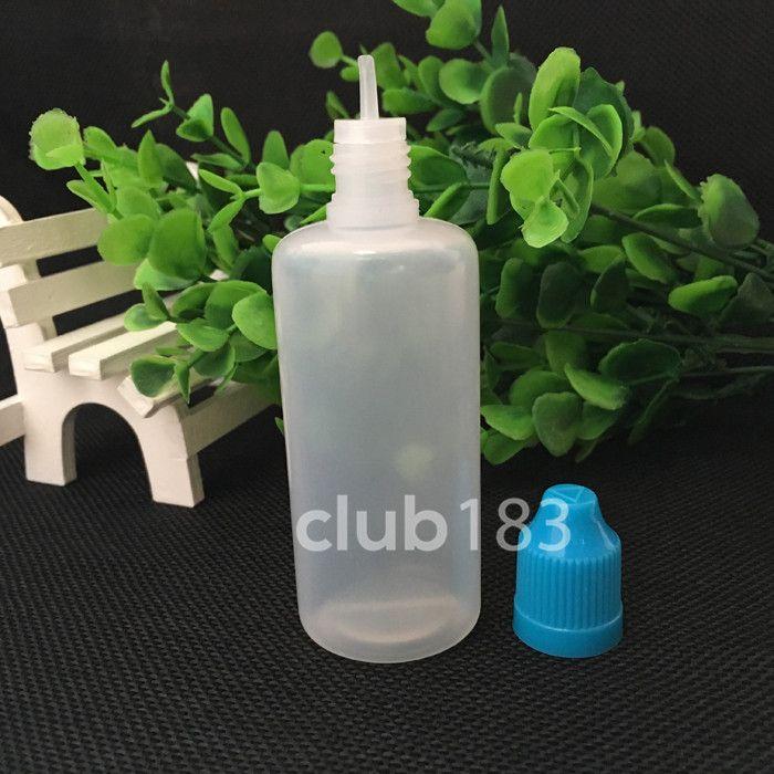 Schneller Versand Soft Style Nadel Flasche 60ml Plastiktropfflaschen Child Proof Caps LDPE E Cig E Flüssigkeit Empty Bottle Auf Lager