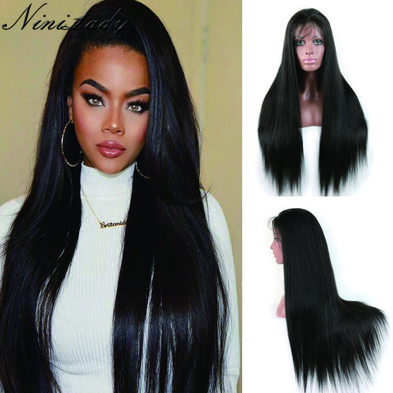 Lace Front Wigs for Black Women Human Hair
