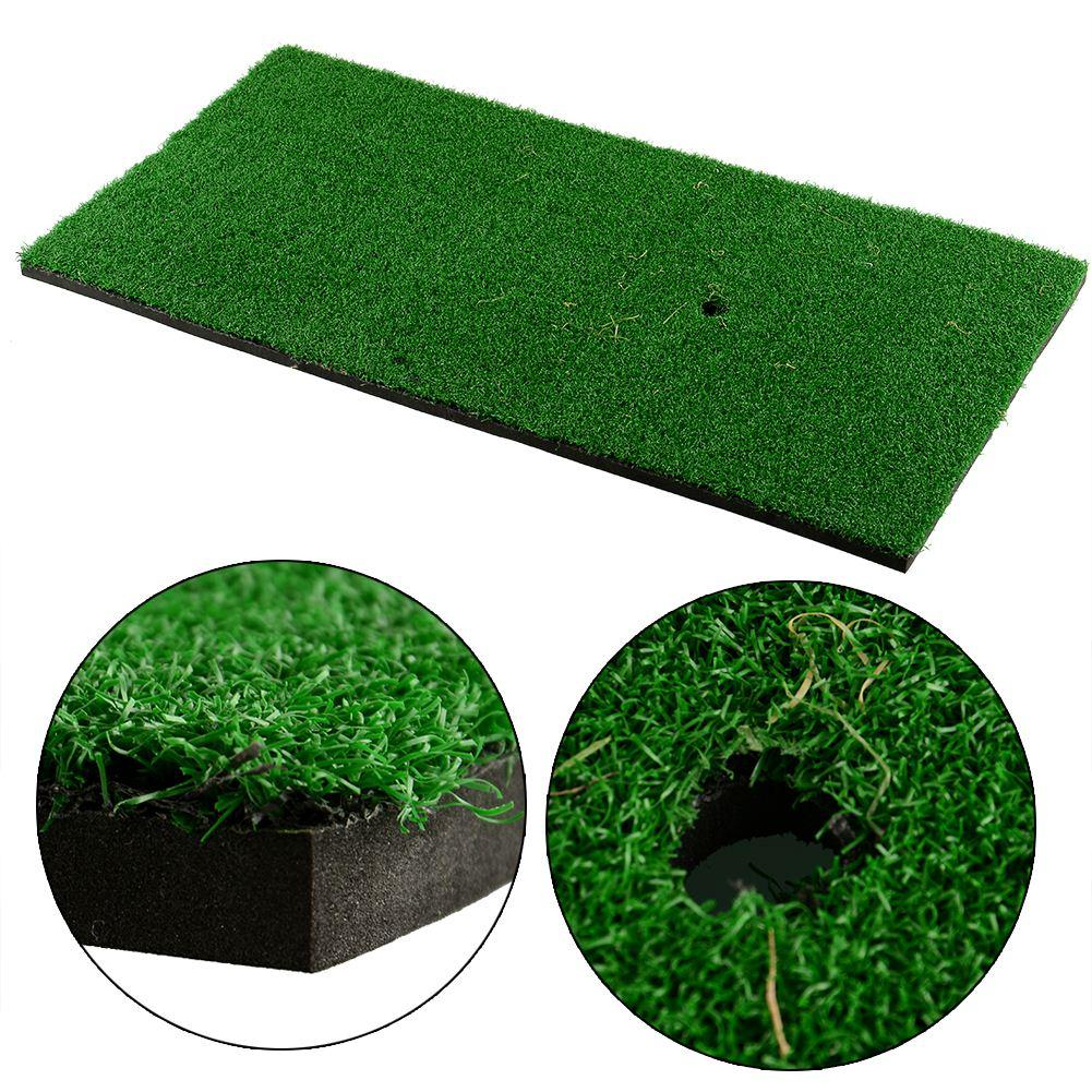 online cheap backyard golf mat 60x30cm residential training