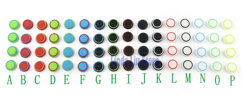 thumbstick joystick cover caps skin thumb griffe für ps3 für ps4 für XBOX360 für WII