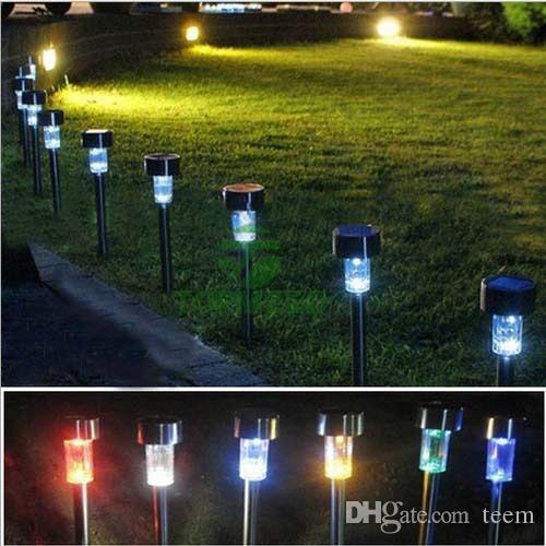 Bon Led Solar Lawn Garden Lights LED Solar Garden Lights Outdoor Garden Party  Lamp Led Decorative Lights 5 Led Solar Light LED Light Outdoor Light Online  With ...