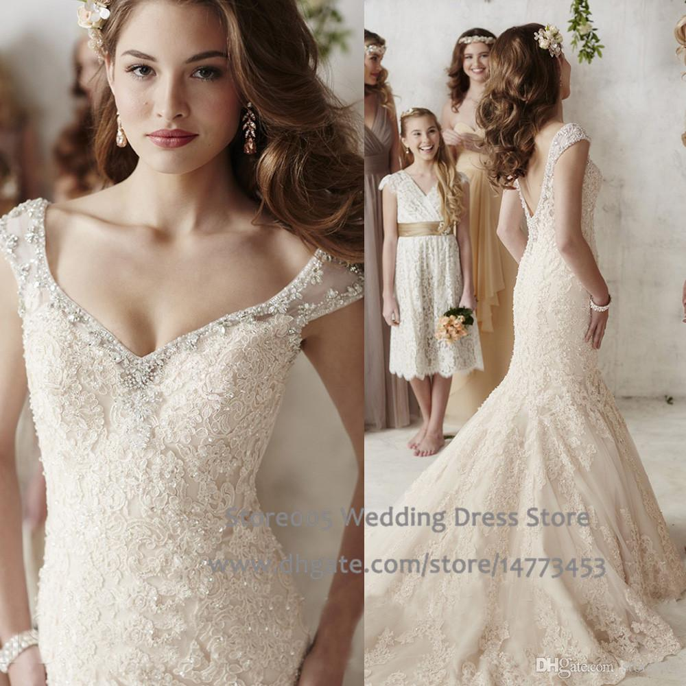 LaLaMira  Formal Dresses 2019 Wedding Dresses