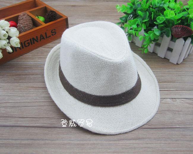 Fit bébé âge 2-6T enfants chapeau fedora 4 couleurs enfants mode chapeaux bébé casquettes formelles garçons accessoires