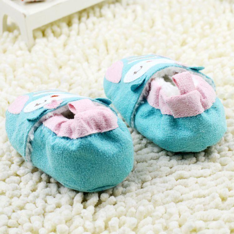 Gold Infant Shoes Size