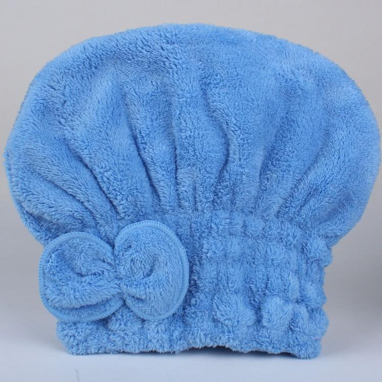 trockenes Haar Kappe Hut Tücher schnell trocken Schmetterling Handtuch Kappe für Frauen rote Rose rosa, blau, lila