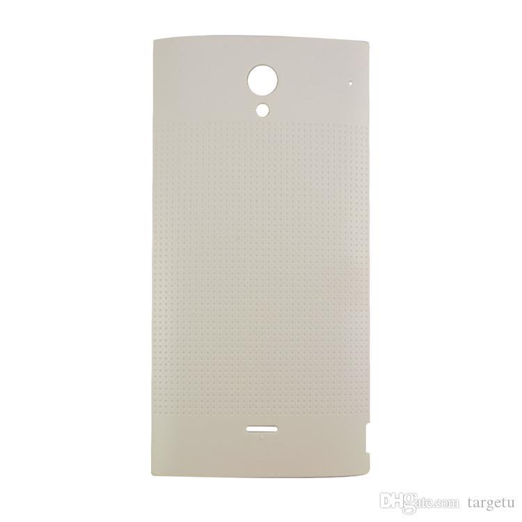 샤프 아쿠 오스 크리스탈 306SH 배터리 도어로 돌아 가기 D 커버 휴대 전화 하우징 교체를 위해 공장 금형 표준 주택
