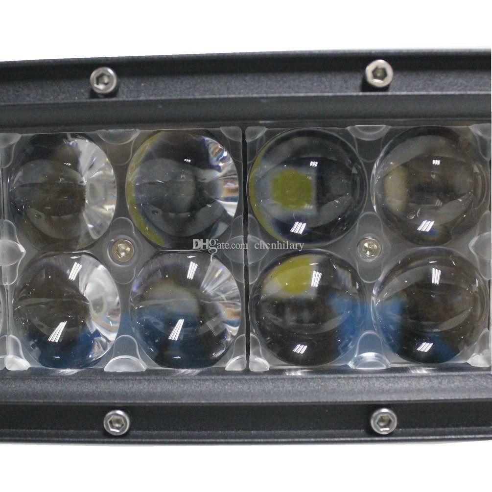 32 pollici curvo 180W Philips Barra luminosa LED Fit 4x4 Camion ATV Golf SUV Veicolo fuoristrada guida LED Bar DRL 12V 24V Spot Flood