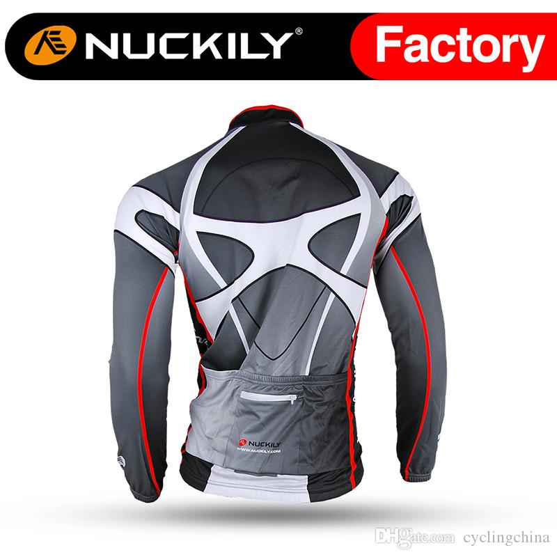 8c8def010 Nuckily New Arrival Fleece Jersey Clothing Manufacturer for Cycling Wear  Hot Selling with Nice Quality Thermal Fleece Jersey for Men New Jersey  Wholesale ...