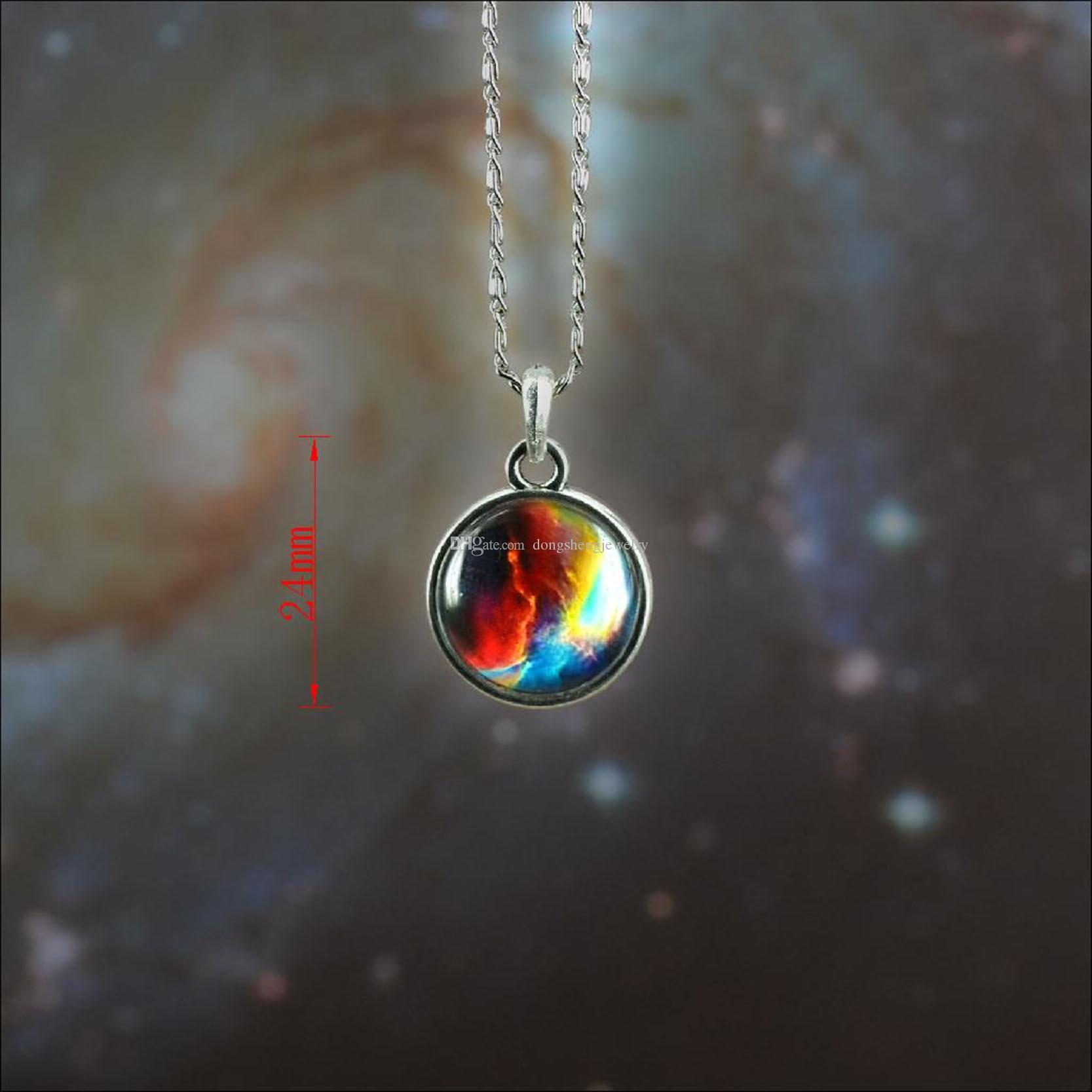 Nebula Jewelry DIY - Pics about space
