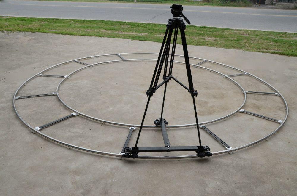 2019 Twzz Removable Annular Circular Camera Dolly Track